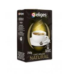 CAFÉ MOLIDO NATURAL 250 GRS. BLEND 40/60