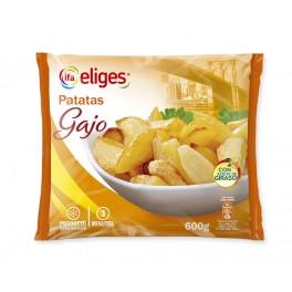 PATATA GAJO BOLSA 600 GRS.