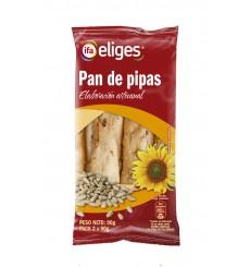 PAN DE PIPAS 2 X 90 GRS.