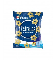 Estrellas fritas 65 grs.