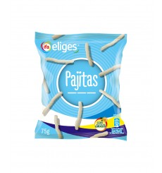 Pajitas normal 75 grs.