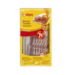 BACON AHUMADO SOBRE FLEXIBLE 130 GRS