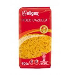FIDEO CAZUELA BOLSA 500 GRS.