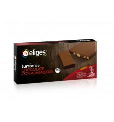 CHOCOLATE CON ALMENDRA 200GR.