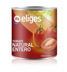 Tomate natural lata medio peso neto 390 grs.