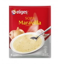 SOPA DESHIDRATADA MARAVILLA