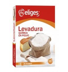 LEVADURA EN POLVO (15 G. X 6 SOBRES) 90 G.