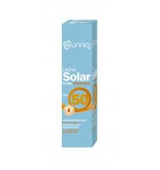 Leche solar FP 50 facial