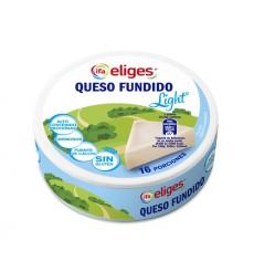 QUESO FUNDIDO LIGHT 16 PORCIONES CAJA 250GR