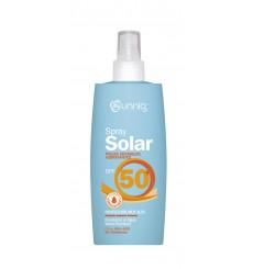 Leche solar FP 50 pieles sensibles spray