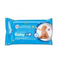Toallitas húmedas Baby con pegatina 24 unds