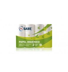 Papel higiénico 2 capas 24 rollos