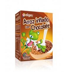 Arroz inflado chocolateado 375 grs.