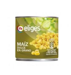 Maiz lata (pn esc 285 g. pn 340) lata de medio