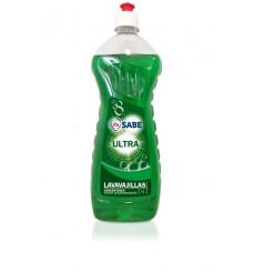 Lavavajillas concentrado líquido Verde 1 lt.