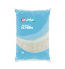 ARROZ PERROS PARTIDO 5 KG.