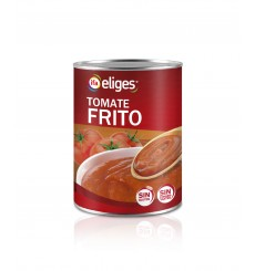 TOMATE FRITO LATA 1/2 K. 400 GRS. NETO