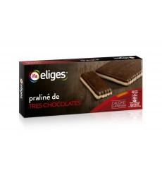 PRALINE TRES CHOCOLATES 200 GR.