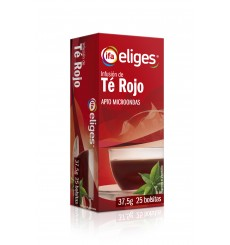 INFUSION TE ROJO 25 UNDS