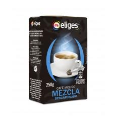 CAFÉ DESCAFEINADO MOLIDO MEZCLA 250 GRS. BLEND 40/60