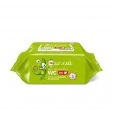 Toallitas húmedas WC INFANTIL con tapa 100 unds.
