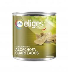 Alcachofa trozos lata 3 kgr.