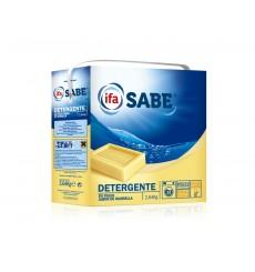 Detergente en polvo Marsella maleta 33 lavados