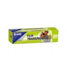 FLIM TRANSPARENTE 30 CM X 300 MT.