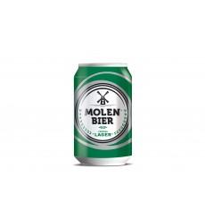 Cerveza Rubia 33 cl. Pack 6 unds. (lata)