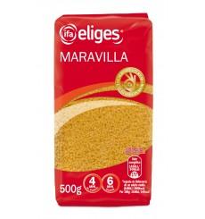 MARAVILLA BOLSA 500 GRS.