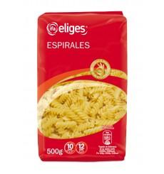 ESPIRALES BOLSA 500 GRS.