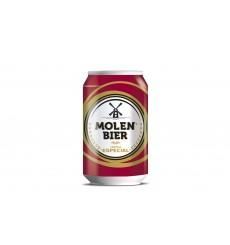 Cerveza Rubia 33 cl Especial Pack 6 unds (lata)