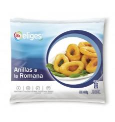 ANILLAS DE CALAMAR A LA ROMANA