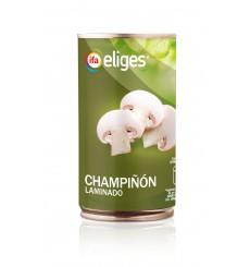 CHAMPIÑON LAMINADO LATA 1/2 RO 370 GRS. 355 GRS. NETO