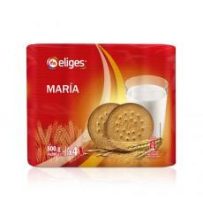 GALLETA MARIA (4 RULOS X 200 GRS.) PAQUETE 800 GRS.