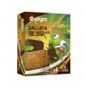 GALLETAS ANIMALITOS CHOCOLATE (4 ESTUCHES X 56 GRS.) 225 GRS.